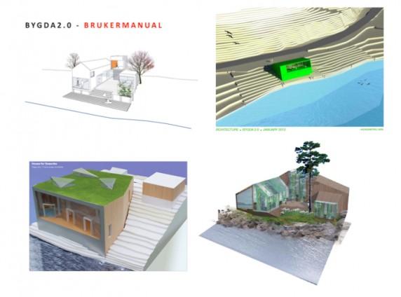 fire arkitekter